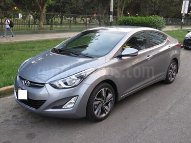 Foto venta Auto usado Hyundai Elantra  GLS 1.6L Aut (2014) color Gris Metalico precio u$s14,000