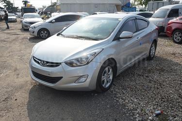 Foto venta Auto usado Hyundai Elantra  GLS 1.6L Aut (2013) color Plata precio u$s11,500