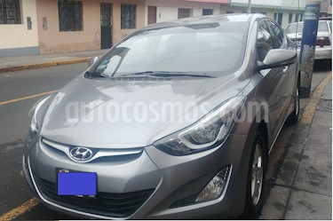 Foto venta Auto usado Hyundai Elantra  GLS 1.6L (2013) color Plata precio u$s11,300