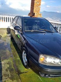 Foto Hyundai Elantra GLS 2.0L Aut usado (2010) color Azul Oscuro precio u$s2.700