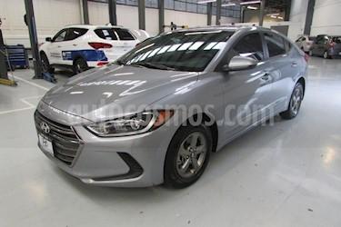 Foto venta Auto Seminuevo Hyundai Elantra GLS Aut (2017) color Gris precio $239,500