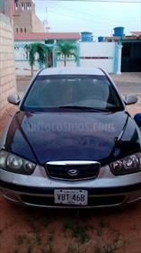 Foto venta carro usado Hyundai Elantra GLS Auto. (2003) color Gris precio u$s1.300