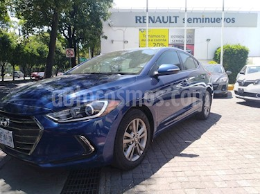 Foto venta Auto Usado Hyundai Elantra GLS Premium Aut (2017) color Azul precio $235,000