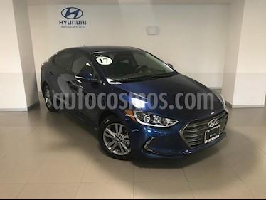 Foto venta Auto Seminuevo Hyundai Elantra GLS Premium Aut (2017) color Azul precio $254,000