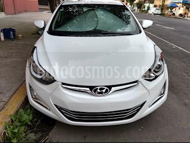 Foto venta Auto usado Hyundai Elantra Limited Aut (2015) color Blanco precio $182,000