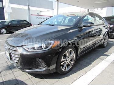 Foto venta Auto Usado Hyundai Elantra Limited Tech Navi Aut (2017) color Negro precio $265,000