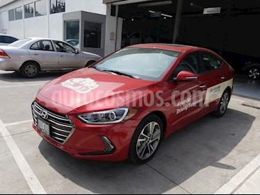 Foto venta Auto usado Hyundai Elantra Limited Tech Navi Aut (2018) color Rojo precio $329,000