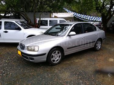 Foto venta Carro usado Hyundai Elantra Supreme 2.0L Full Equipo (2003) color Plata precio $14.000.000
