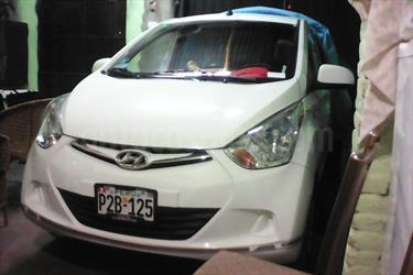 Foto venta Auto usado Hyundai Eon 0.8L GL Base (2015) color Blanco precio u$s8,500