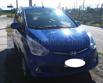 Foto venta Auto usado Hyundai Eon GL (2015) color Azul Electrico precio $4.450.000