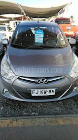 Hyundai Eon GLS usado (2013) color Gris precio $3.980.000