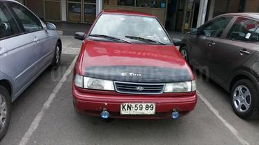 Foto venta Auto usado Hyundai Excel 1.5 GLS (1993) color Rojo precio $1.450.000