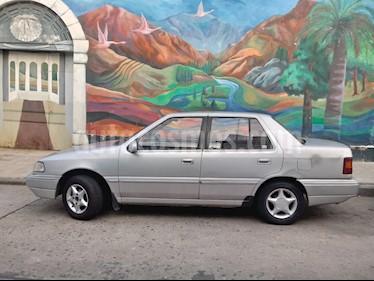 Foto venta Auto Usado Hyundai Excel 1.5 GLS (1995) color Gris precio $1.150.000