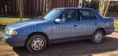 Foto venta Auto Usado Hyundai Excel 1.5 (1993) color Celeste precio $57.000