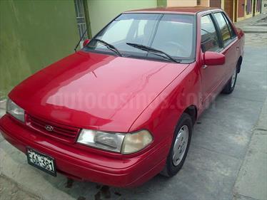 Hyundai Excel Gls Sedan L4,1.5,8v A 1 1 1993