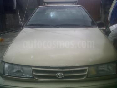 Foto venta carro usado Hyundai Excel LS 1.5i A-A Taxi L4 1.5i 8V (1998) color Dorado precio BoF14.000