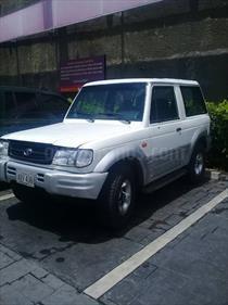 foto Hyundai Galloper 4p v6 sinc 12v 4x4