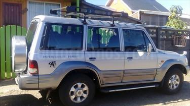 Foto venta Auto usado Hyundai Galloper 5P 2.5 EX Diesel (2004) color Gris Plata  precio $5.200.000