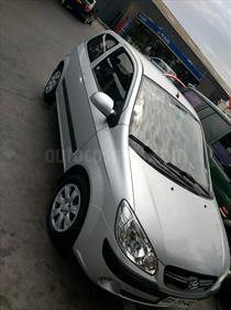 Foto venta Auto usado Hyundai GETZ 3P 1.4L (2009) color Gris Perla precio $3.000.000