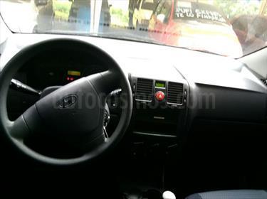 Foto venta Carro usado Hyundai Getz 5 Puertas 1.6 GL Mec (2008) color Plata precio $18.500.000