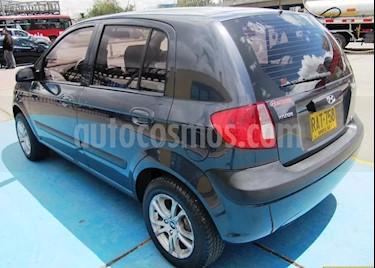 Foto venta Carro usado Hyundai Getz 5 Puertas 1.6 GL Mec (2017) color Gris precio $17.800.000