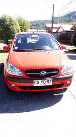 Foto venta Auto usado Hyundai GETZ 5P 1.4L Aa (2010) color Rojo precio $4.700.000