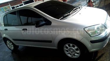 Hyundai Getz GLS 1.6L usado (2011) color Plata precio u$s3.100