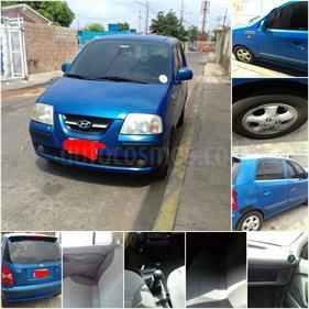 Foto venta carro usado Hyundai Getz GLS 1.6L (2010) color Azul Amiral precio u$s2.000