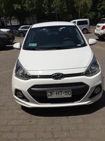 Foto venta Auto usado Hyundai Grand i10 Sedan 1.2L GLS Full (2017) color Blanco precio $6.400.000