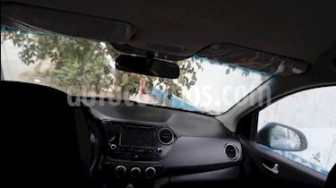 Foto venta Auto usado Hyundai Grand i10 1.0L GL (2016) color Celeste precio u$s7,000