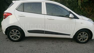 Foto venta Auto usado Hyundai Grand i10 1.2L GLS Aut (2017) color Blanco Cristal precio $7.000.000