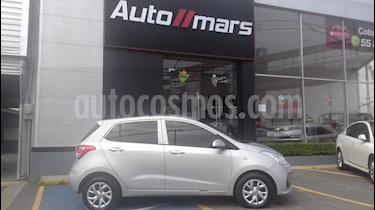 Foto venta Auto Seminuevo Hyundai Grand i10 GL MID (2018) color Plata precio $170,000