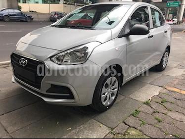 Foto venta Auto Seminuevo Hyundai Grand i10 GL (2018) color Plata precio $171,000