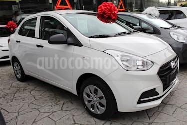 Foto venta Auto Seminuevo Hyundai Grand i10 GL (2018) color Blanco precio $172,300