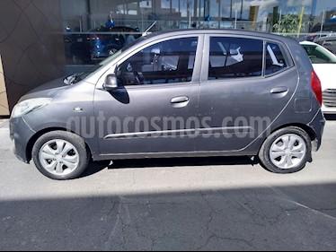 Foto venta Auto Seminuevo Hyundai Grand i10 GLS (2013) color Acero precio $118,000