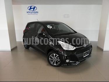 Foto venta Auto Seminuevo Hyundai Grand i10 GLS (2018) color Negro precio $184,000