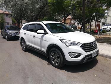 Foto venta Auto usado Hyundai Grand Santa Fe 3.3L 4x2 GLS (2016) color Blanco precio $17.500.000
