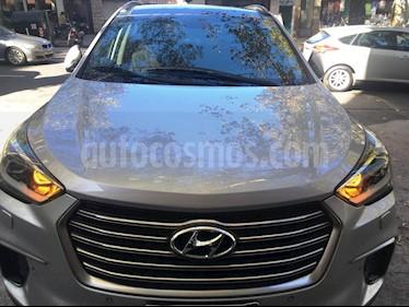 Foto venta Auto Usado Hyundai Grand Santa Fe Otra Version (2017) color Gris Plata  precio u$s50.900