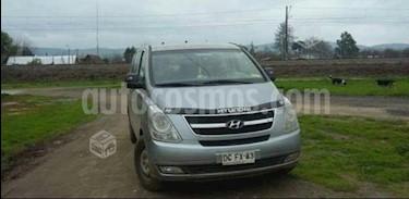 Hyundai H-1 Minibus GLS 2.5 Diesel 10S usado (2011) color Gris precio $10.900.000