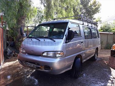 Foto venta Auto usado Hyundai H-100 Minibus 2.5 Dh Diesel (1997) color Gris Claro precio $1.800.000