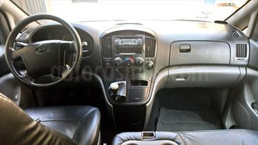 Foto venta Auto Usado Hyundai H1 Van 2.5L GL TDI 6 Pas (2008) color Azul precio u$s13,800