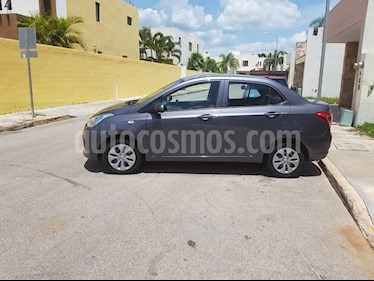 Foto venta Auto Usado Hyundai i10 Sedan GL MID (2017) color Gris precio $142,000