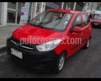 Foto venta Auto Usado Hyundai i10 1.1 Ac (2013) color Rojo precio u$s9.500