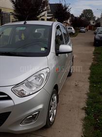 Hyundai i10 1.1 GLS  usado (2012) color Plata precio $3.900.000