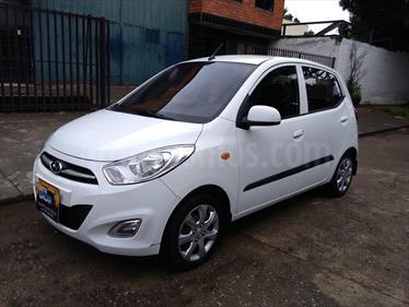 Hyundai i10 1.1 usado (2013) color Blanco Cristal precio $22.500.000