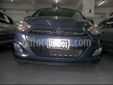 Foto venta Auto Usado Hyundai i10 1.2 GLS AT (L10) (2014) color Azul precio $330.000