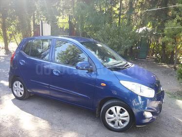 Foto Hyundai i10 1.2 GLS  usado (2013) color Azul Electrico precio $3.900.000