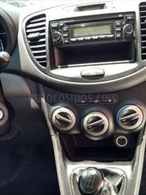 Hyundai i10 1.2 GLS  usado (2013) color Negro precio $4.580.000