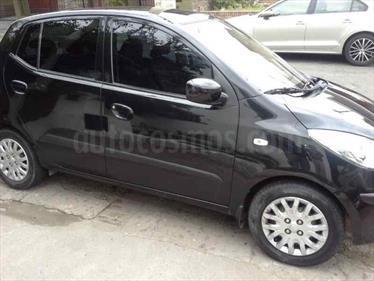 Foto venta Auto Usado Hyundai i10 GLS (2010) color Negro precio $150.000