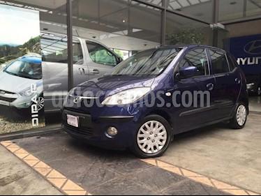 Foto venta Auto Usado Hyundai i10 GLS (2010) color Azul precio $147.000